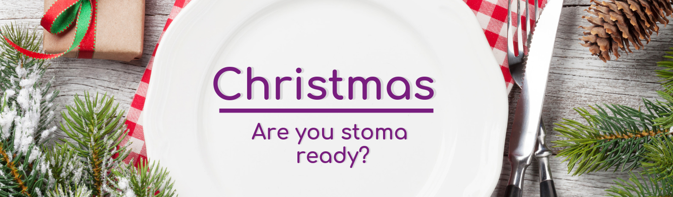 christmas: are you stoma ready?