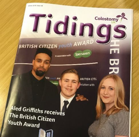 Tidings – new issue out now!