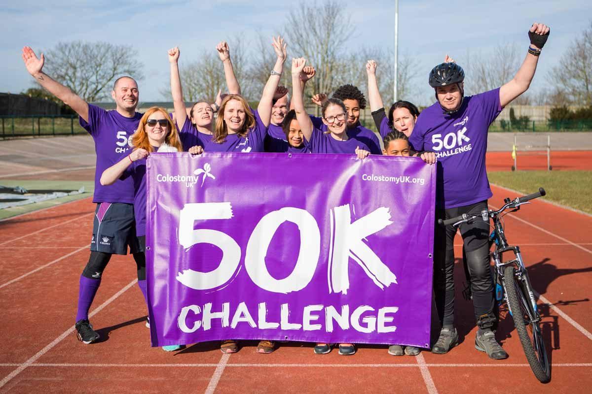 Launching the 50K Challenge