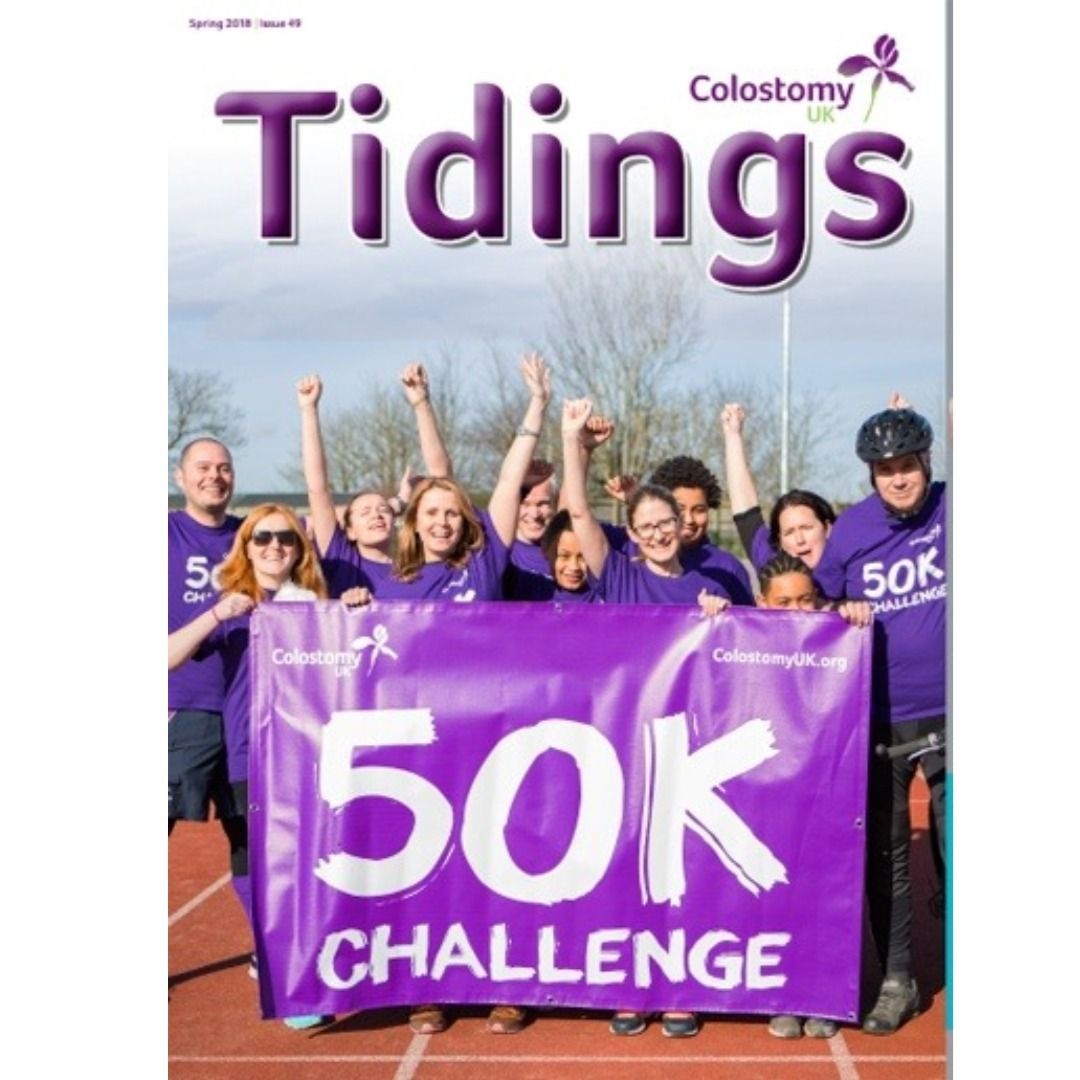 Tidings – Spring issue online