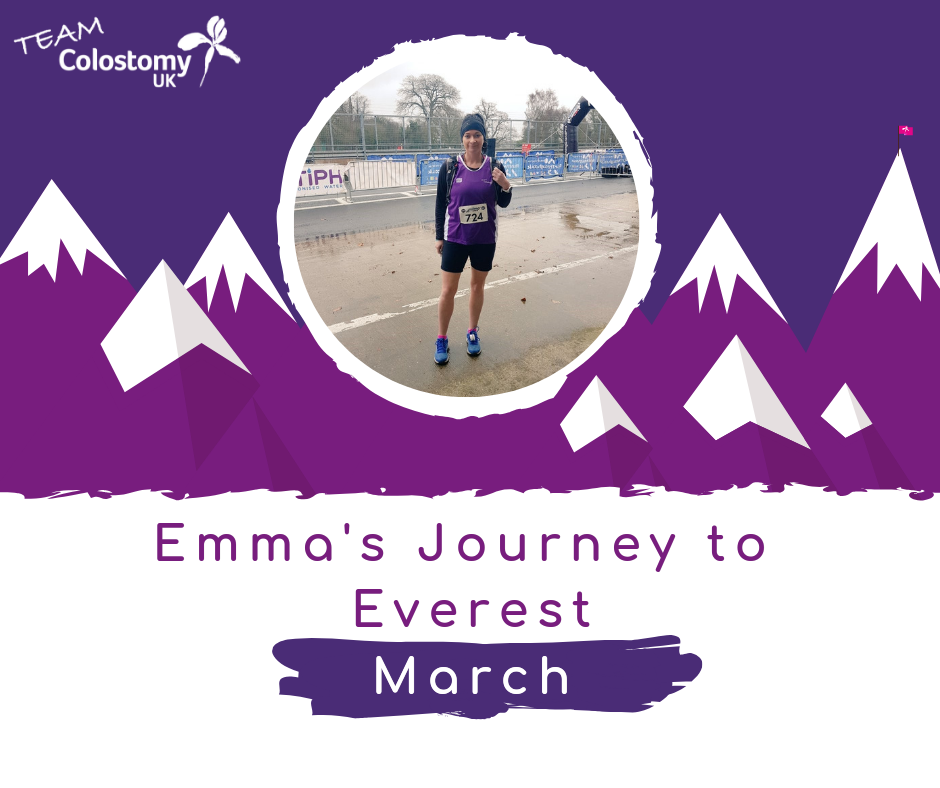 colostomy uk: everest journey