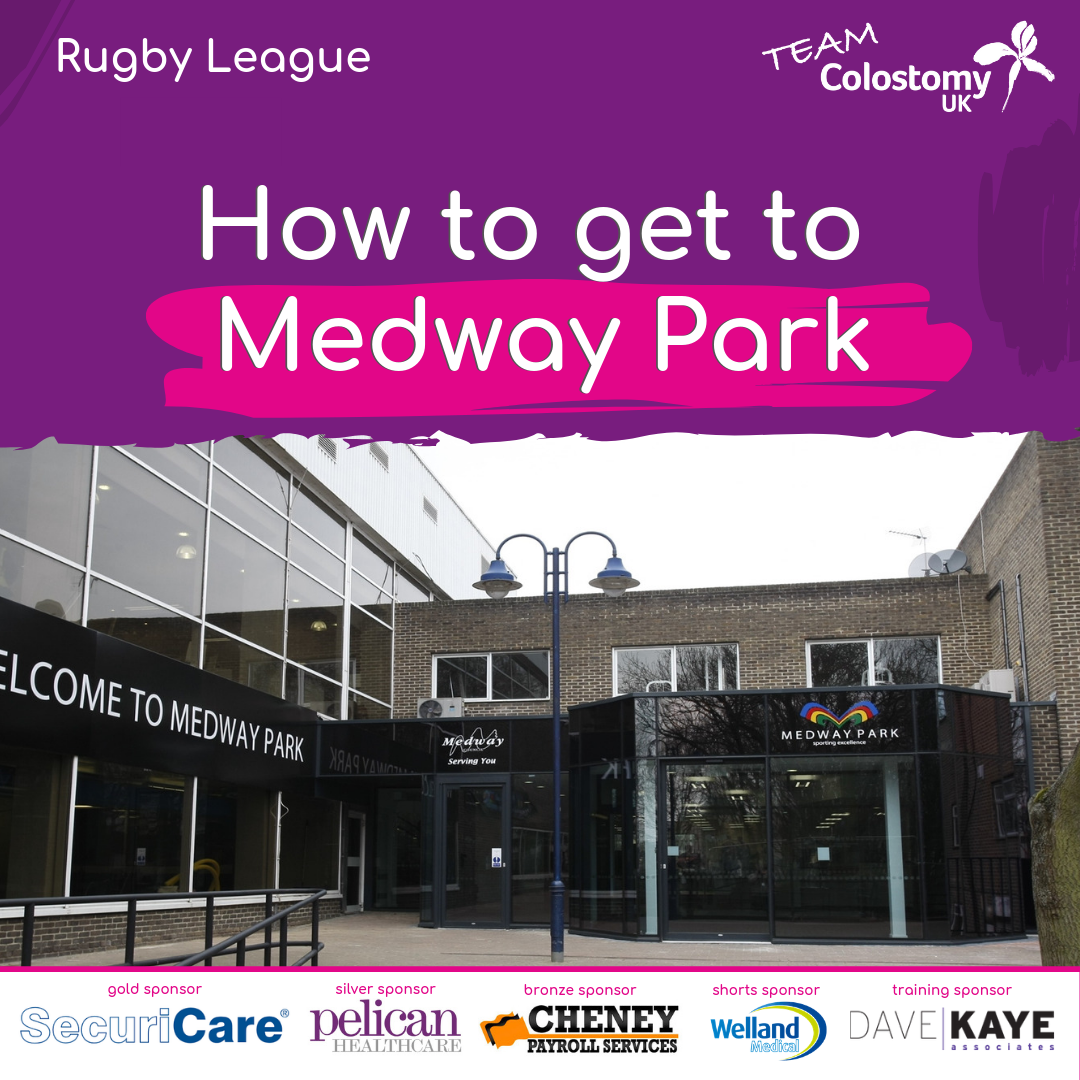 How to get to Medway Park