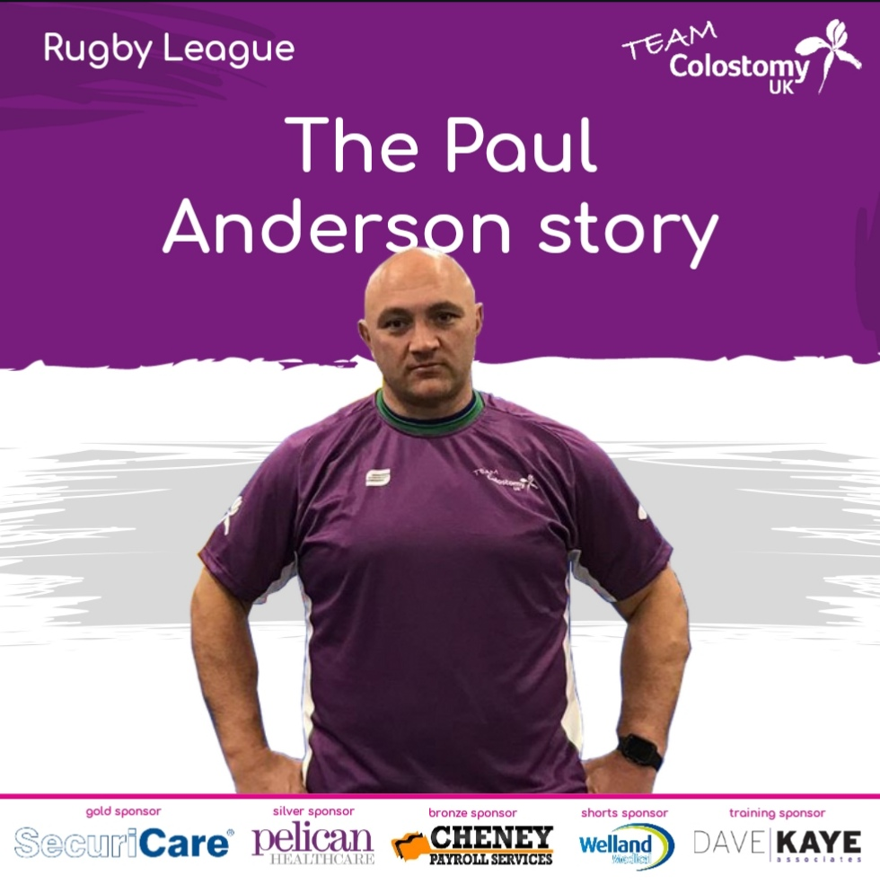 The Paul Anderson story