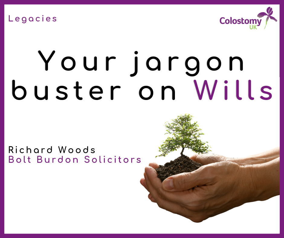 Wills: a jargon buster