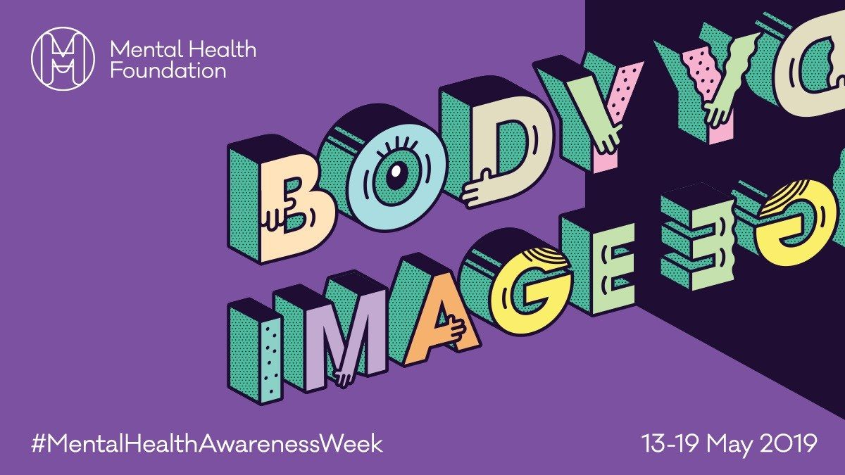 body image mental health week