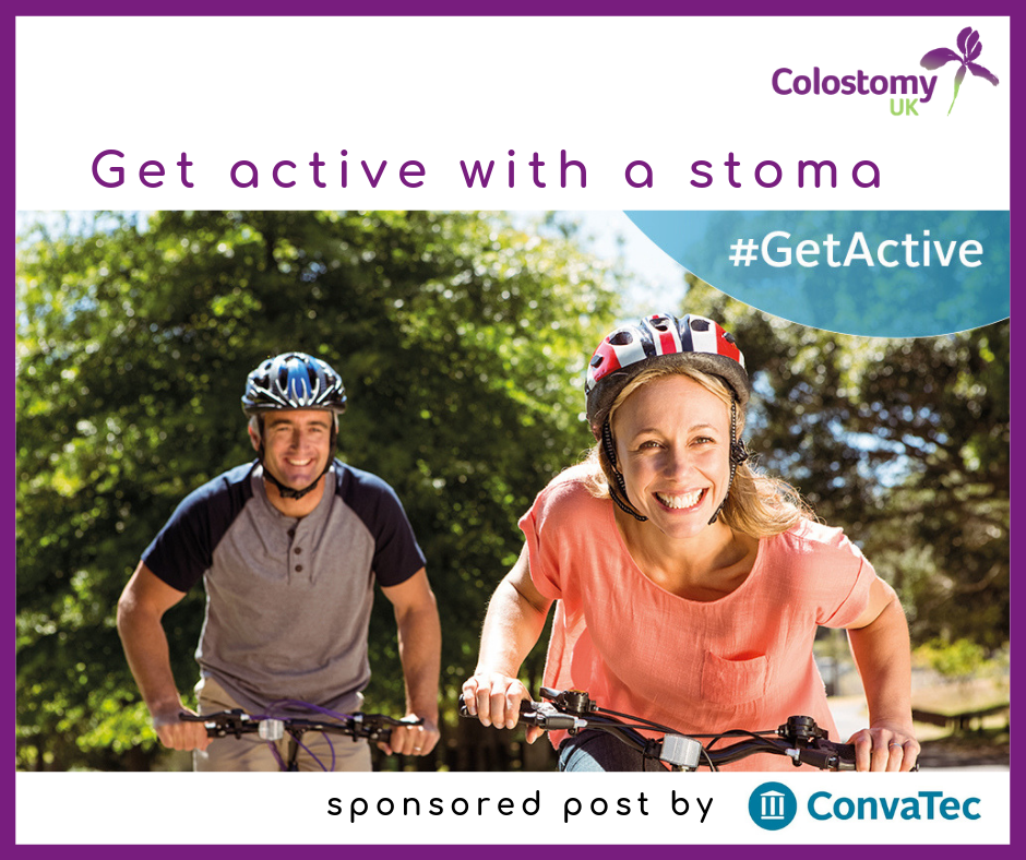 Get active with a stoma