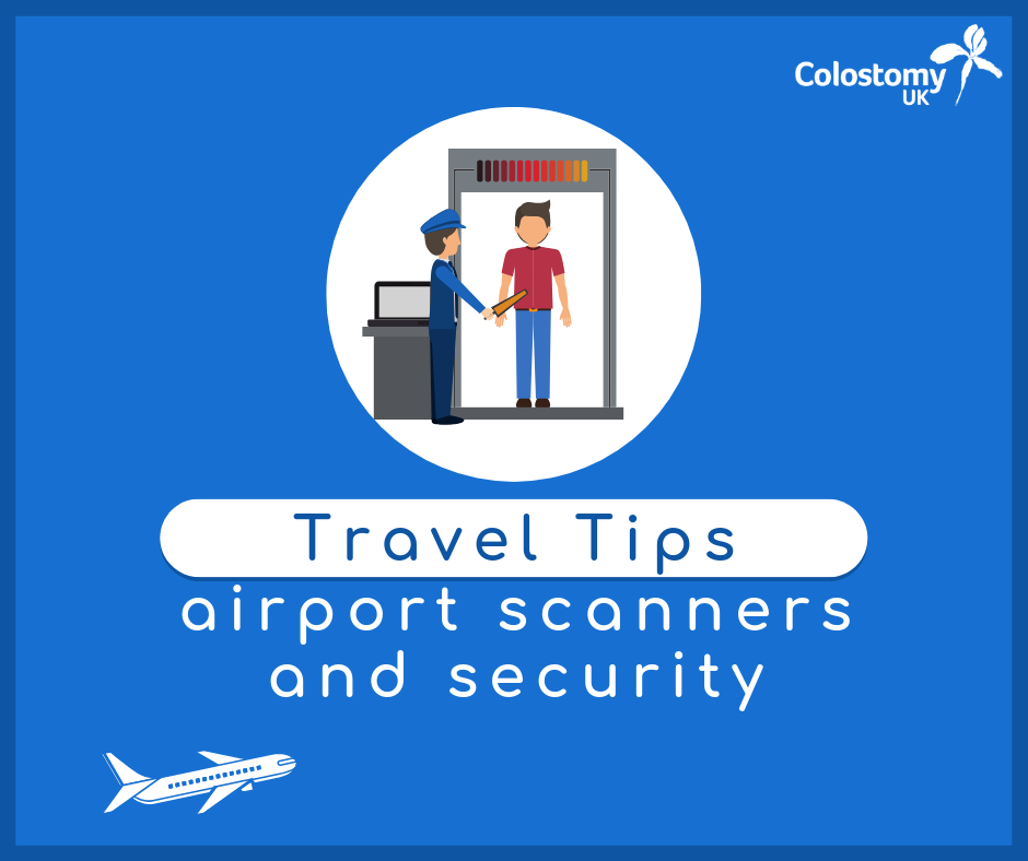 Travel Tips: airport scanners and security