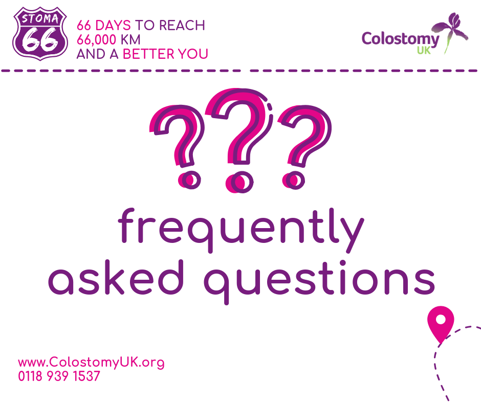 Stoma 66: frequently asked questions