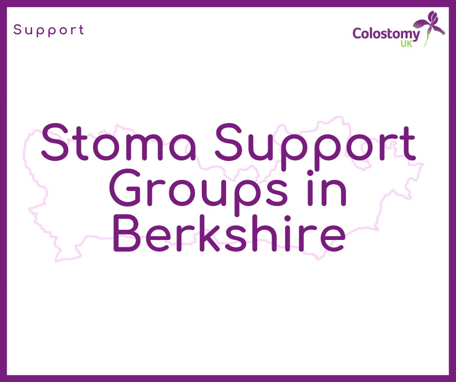 Stoma Support Groups in Berkshire