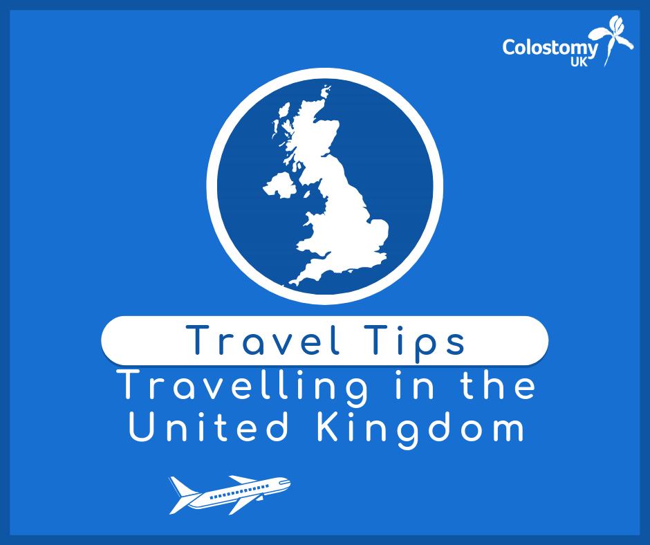 Colostomy UK_ travel in the uk