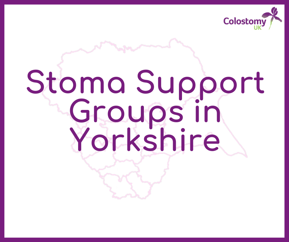 Colostomy UK: yorkshire support