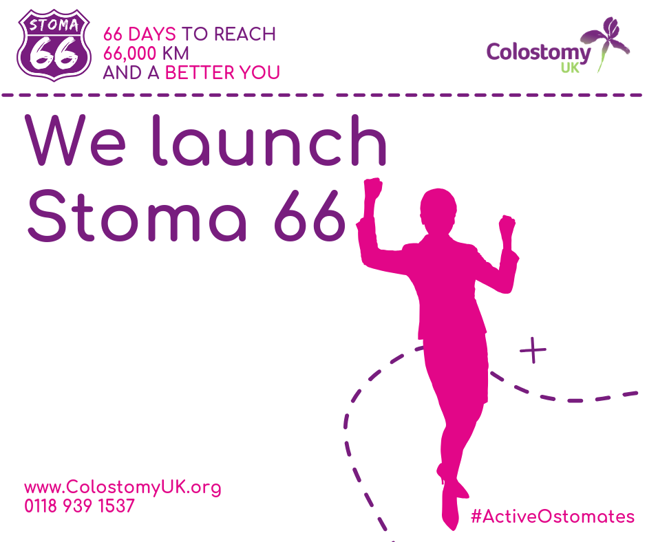 We launch Stoma 66