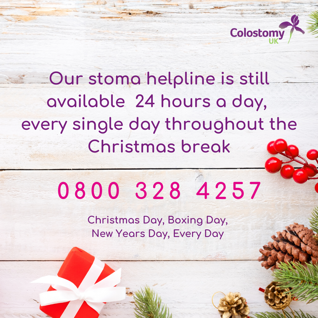 Stoma Helpline