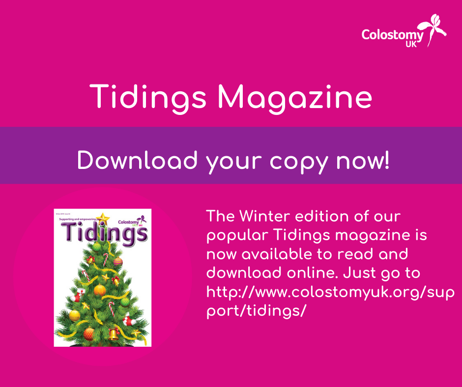 Download the latest issue of Tidings today