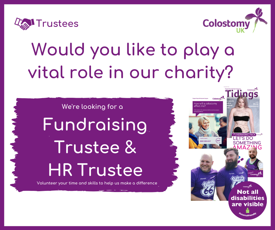 Would you like to play a vital role in our charity?