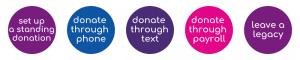 donation option colostomy uk