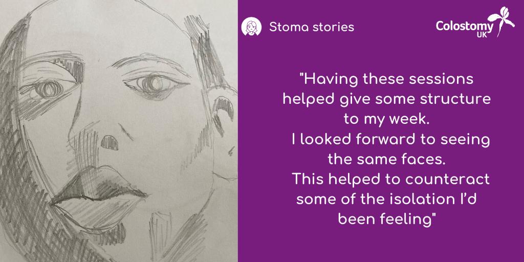 My stoma and lockdown – Samantha's story