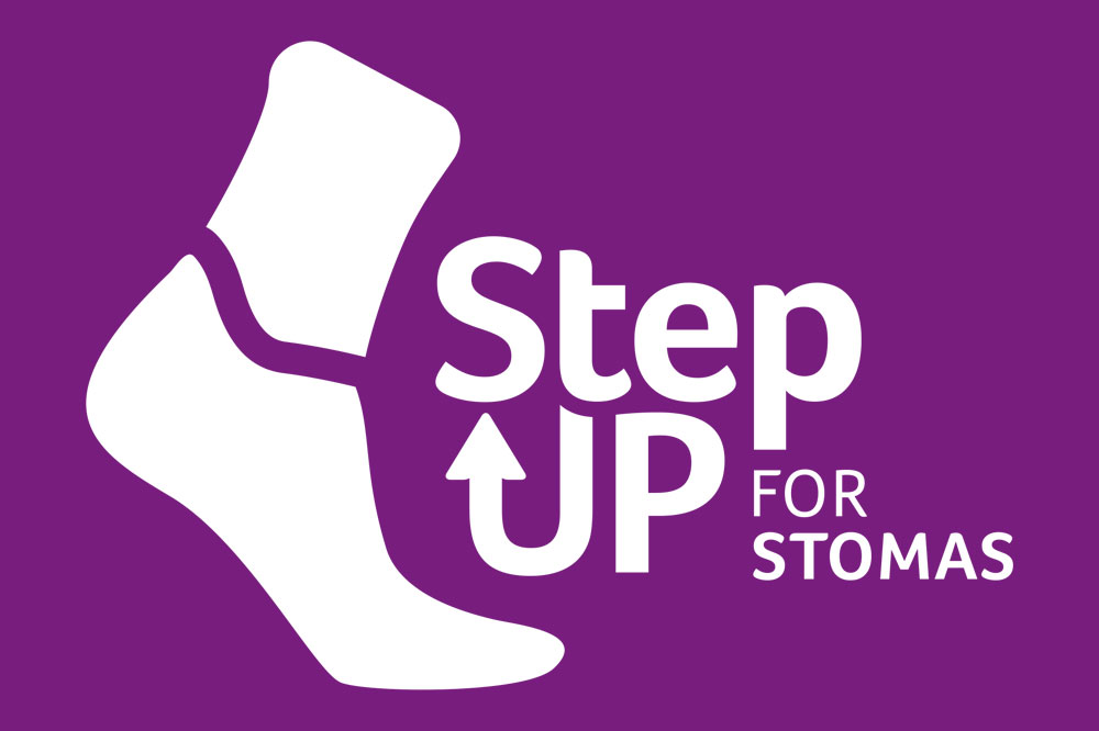 LAUNCHING Step Up for Stomas!